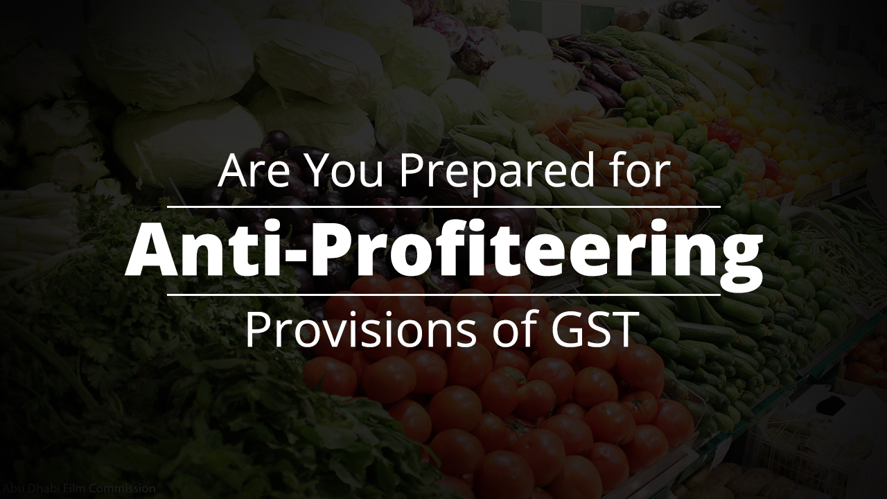 GST registration registration in India